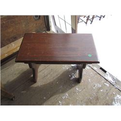 Pine End Table/Accent table