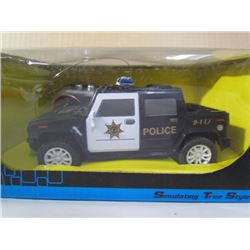 Brand New Police Hummer RCA Remote