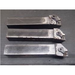 """Kennametal 1"""" Indexable Lathe Tool Holders, See Desc for Info"""