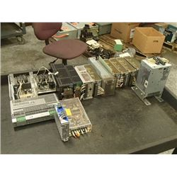 MISCELLANEOUS ELECTRONICS LOT!! POWER SUPPIES,  SEE PICS!!!!