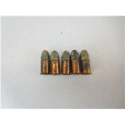 ASSORTED .44 RIM FIRE AMMO
