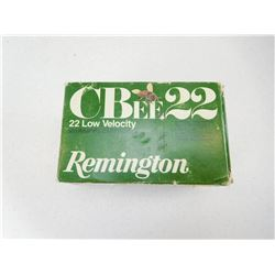 REMINGTON CBEE22 22 SHORT AMMO