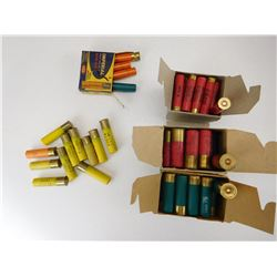 "ASSORTED 2 3/4"" SHOTGUN AMMO"