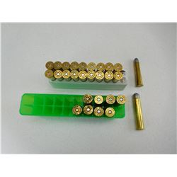 ASSORTED 50-110 & 40-65 AMMO