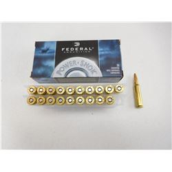 FEDERAL 300 SAVAGE AMMO