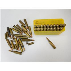 ASSORTED RELOADING/AMMO