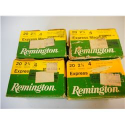 REMINGTON EXPRESS MAGNUM 20 GA 2 3/4""