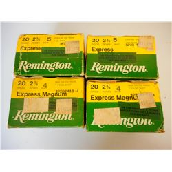 REMINGTON EXPRESS 20 GA 2 3/4""