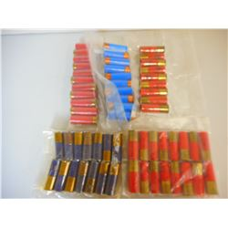 "ASSSORTED 12 GA 2 3/4"" SHOTGUN AMMO"