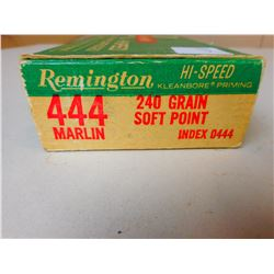 REMINGTON 444 MARLIN AMMO