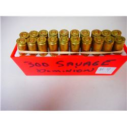 DOMINION 300 SAVAGE AMMO