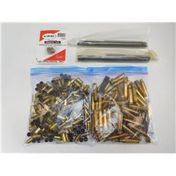 ASSORTED BRASS & RELOADING