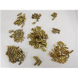 ASSORTED HANDGUN BRASS