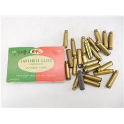 ASSORTED 300 SAVAGE BRASS