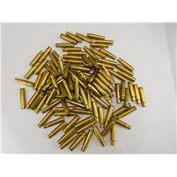 ASSORTED .358 WINCHESTER BRASS