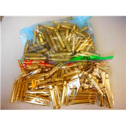 ASSORTED 30-06 BRASS