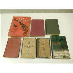 ASSORTED MILITARY BOOKS