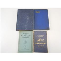 ASSORTED BOOKS & MATERIAL