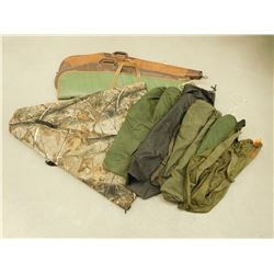 ASSORTED SOFT CASES & BAGS