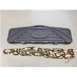 FLAMBEAU HARD RIFLE CASE & SOCK