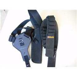 UNCLE MIKE'S HOLSTER & KOLPIN AMMO BELT