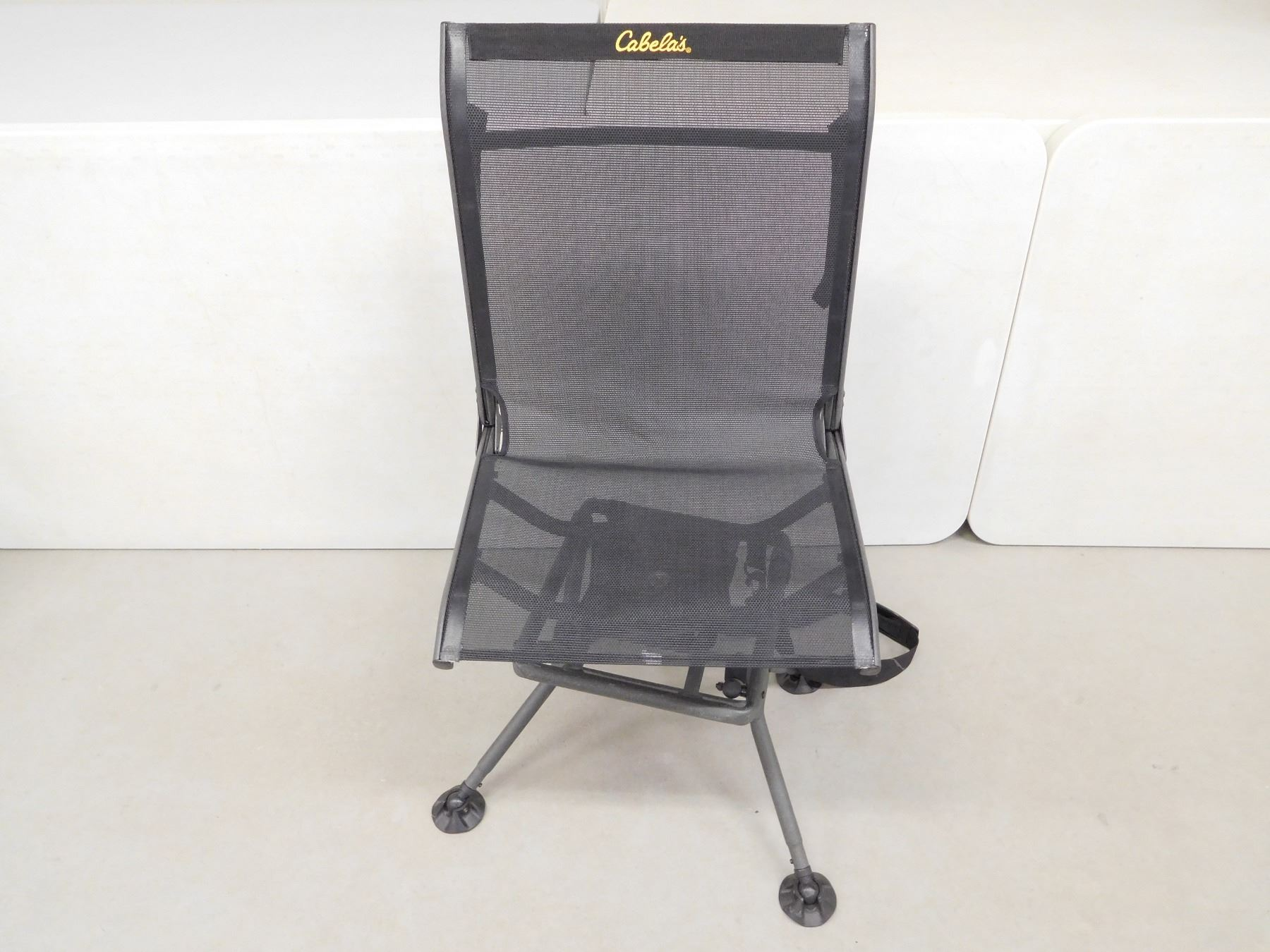 ... Image 3  CABELAS FOLDING CHAIR & CABELAS FOLDING CHAIR