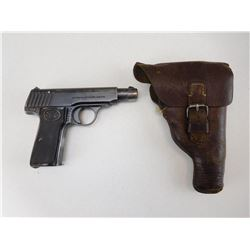 WALTHER , MODEL: 4 ,  CALIBER: 7.65 MM
