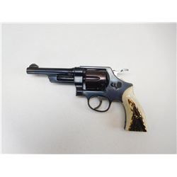 SMITH & WESSON  , MODEL: HAND EJECTOR 38/44 HEAVY DUTY ,  CALIBER: 38 SPL