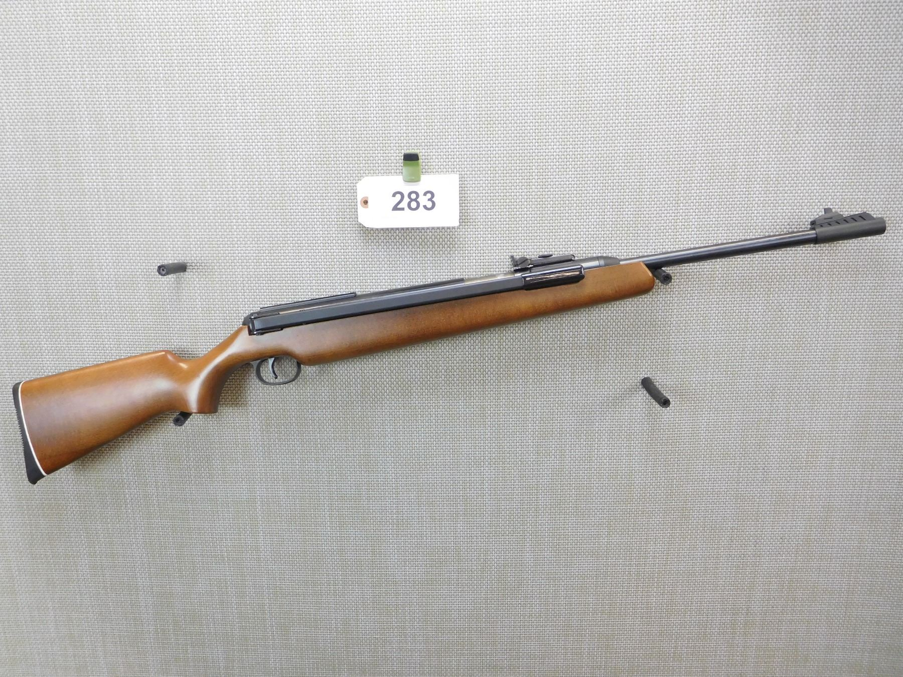 Image 1 : DIANA , MODEL: 48 , CALIBER: 22 CAL PELLET AIR RIFLE ...