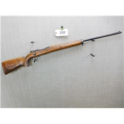 HUSQVARNA , MODEL: CG63 TARGET RIFLE  ,  CALIBER: 6.5 X 55