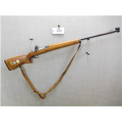 CARL GUSTAFS  , MODEL: CG63 TARGET RIFLE  ,  CALIBER: 6.5 X 55