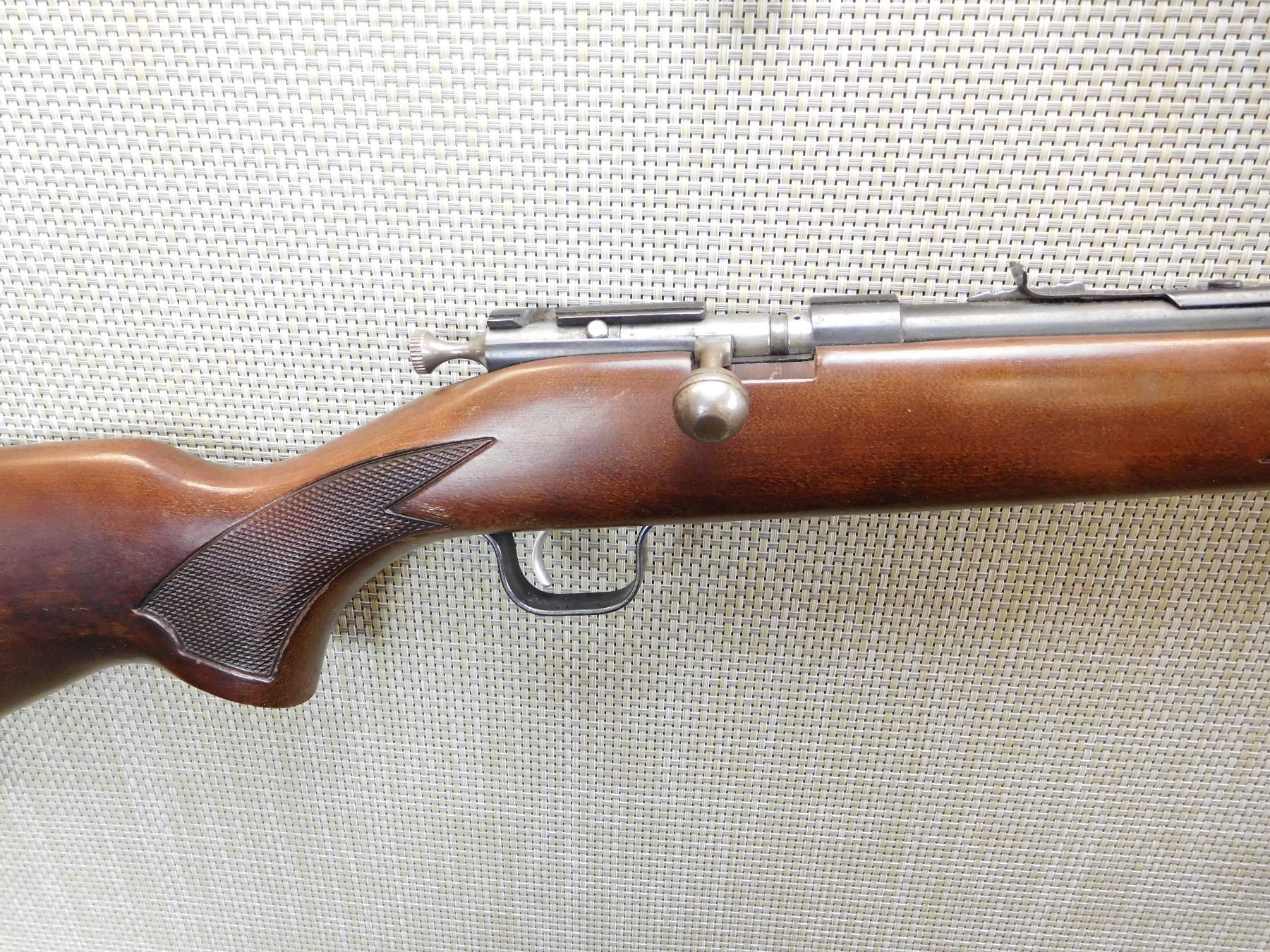 cooey winchester model 600 caliber 22 lr rh icollector com Model 4 22 Winchester Cooey 22 Rifle