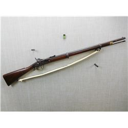 SNIDER ENFIELD  , MODEL: II BAND TOWER 1858, AKA SHORT RIFLE OR SEARGENTS MODEL  ,  CALIBER: 577 SNI