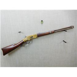 WINCHESTER  , MODEL: 1866 SADDLE RING CARBINE  ,  CALIBER: 44 RIM FIRE OR 44 HENRY FLAT