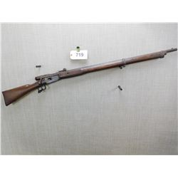 SWISS VETTERLI , MODEL: 69/71 ,  CALIBER: 41 SWISS (RIM FIRE)