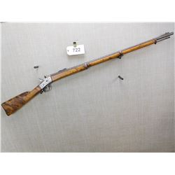 HUSQVARNA , MODEL: 1870 ,  CALIBER: 12.7 X 44R CENTER FIRE
