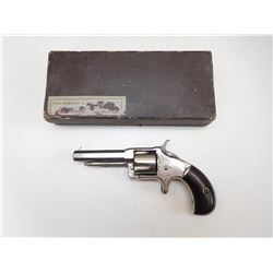 WESSON & HARRINGTON , MODEL: 3RD TYPE ,  CALIBER: 32 RIM FIRE