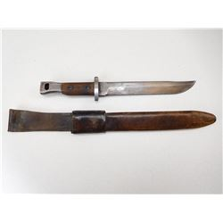 ROSS BAYONET CUT DOWN TO ROSS FIGHTING KNIFE