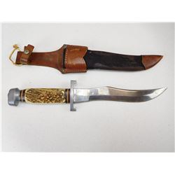 SIBERIAN SKINNER WITH SCABBARD
