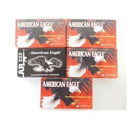 AMERICAN EAGLE 223 REMINGTON AMMO