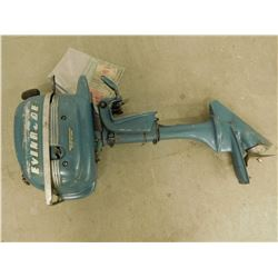 ANTIQUE EVINRUDE  JOHNSON LIGHTWIN 3 HP OUTBOARD MOTOR
