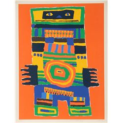 Jacques Soisson,  6, Serigraph
