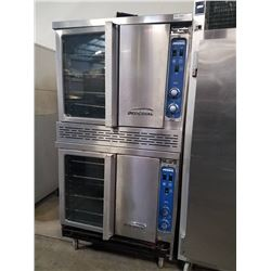 Imperial  Double Stacked Convection Oven