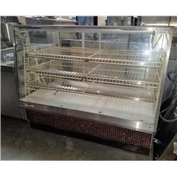 """Federal 59"""" Bakery Display Case (DRY)"""