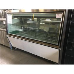 Tor Rey 6ft Straight Glass Deli Display Case