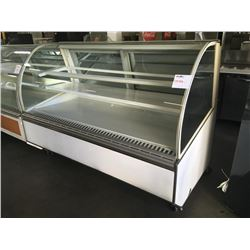 Federal Curved Glass Bakery Display Case