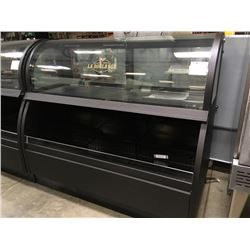Structural Concepts Curved Glass Display w/Grab N Go