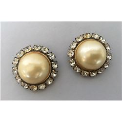 Pair of Earrings, from Beatrice Wood's jewelry collection
