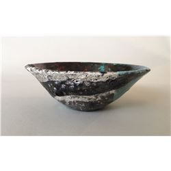 Heather Young & Nanci Martinez, Raku Bowl