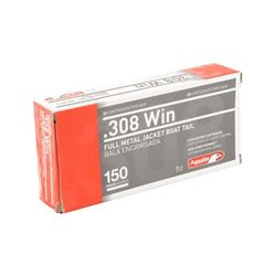 AGUILA 308WIN 150GR FMJBT - 200 Rounds